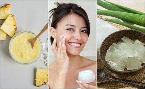 5 натуральных средств, которые вернут тонус коже твоего лица