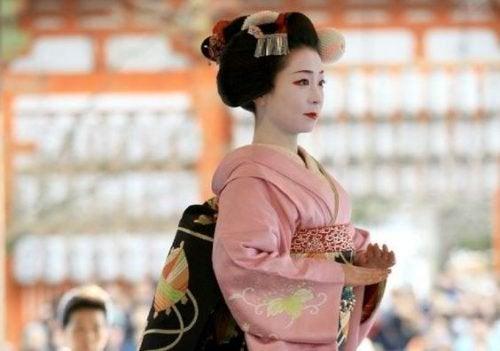 Японка и японская мудрость