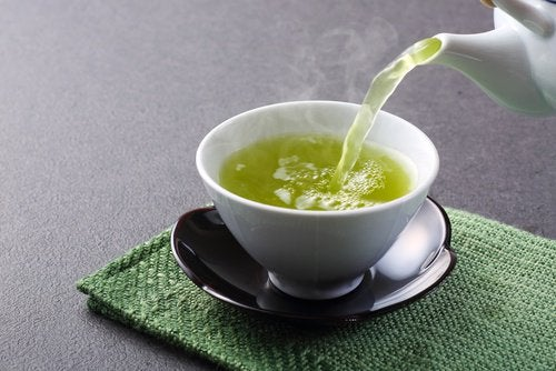 Зеленый чай и уровень сахара