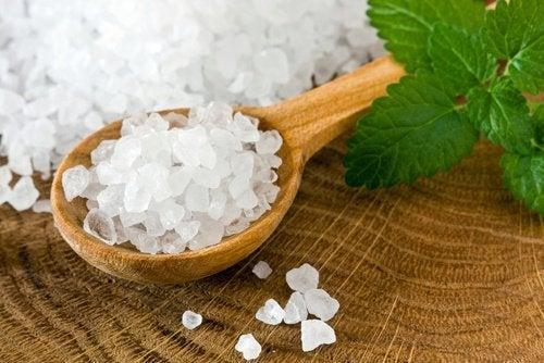 Морская соль и кишечник
