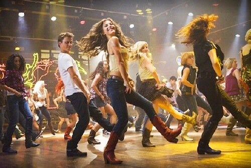 Нервное напряжение и танцы