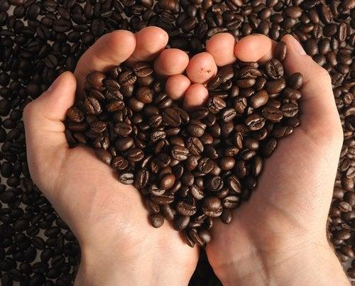 Кофейная гуща поможет избавиться от лишнего веса