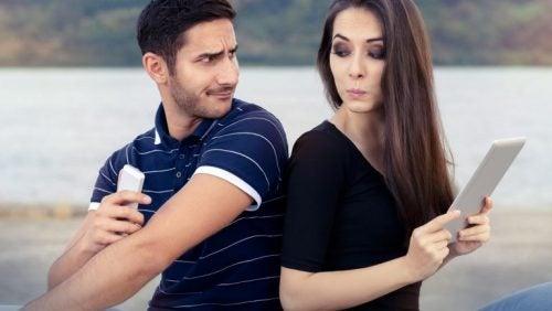 Недоверие не стоит терпеть в отношениях