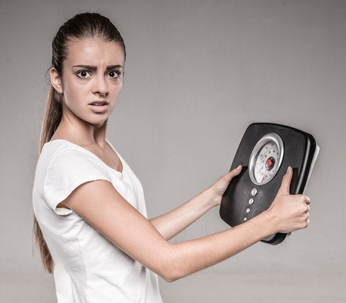 Неконтролируемая потеря веса