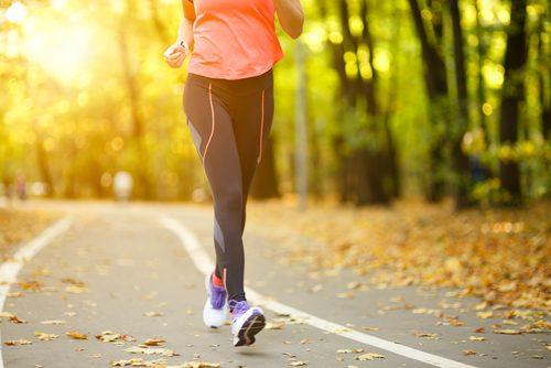Бег поможет уменьшить боль в коленях