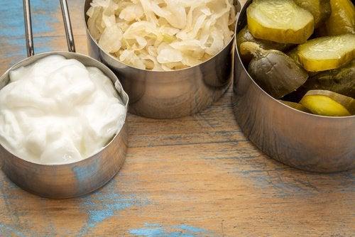 Употреблять в пищу пробиотики и пребиотики