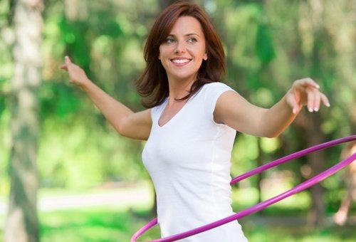 Упражнение и молодость