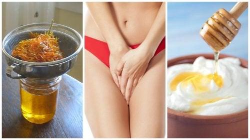 6 домашних средств, которые помогут, если у вас обильные вагинальные выделения