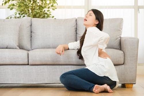 Боль в пояснице при некорректной работе почек