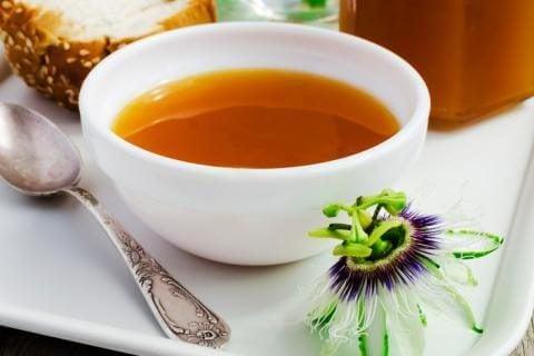 Чай из пассифлоры снимет мышечное напряжение