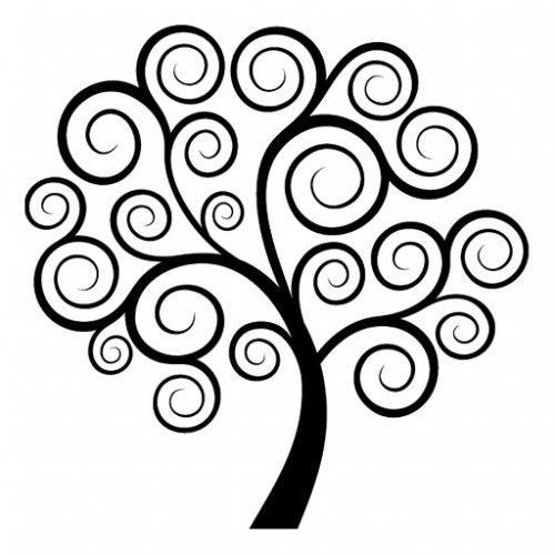 Дерево из спиралей освободит разум