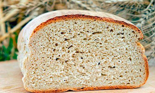 Готовим сальморехо из хлеба
