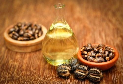 Касторовое масло и ресницы