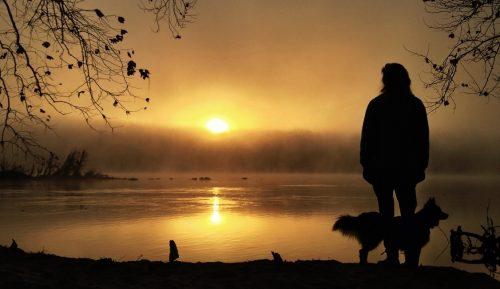 добровольное одиночество и гармония