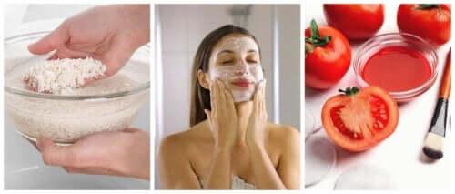8 натуральных продуктов для осветления кожи