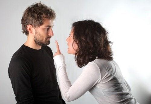 Ссоры и поведение