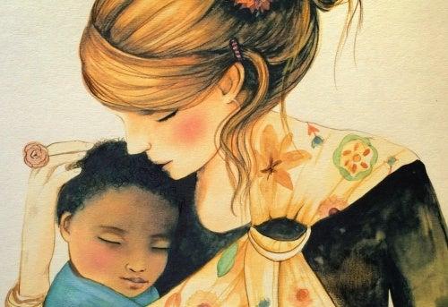 Дети и колики у младенца