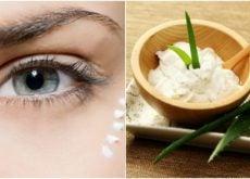 Как приготовить крем чтобы укрепить кожу век