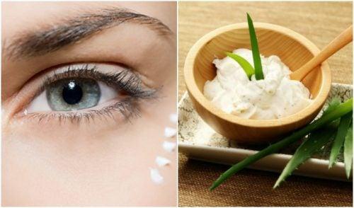 Как приготовить домашний крем, чтобы разгладить и укрепить кожу век