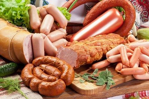 Колбаса и суставы