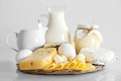 Молочные продукты и суставы