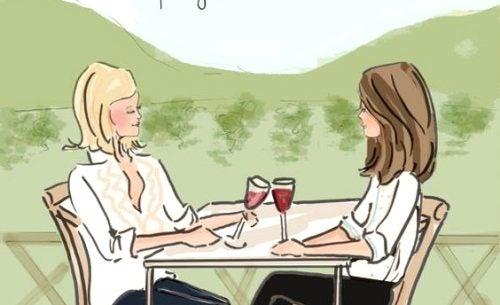 Как женская дружба помогает бороться со стрессом