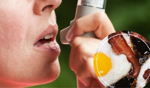 6 продуктов, которые не стоит есть астматикам!