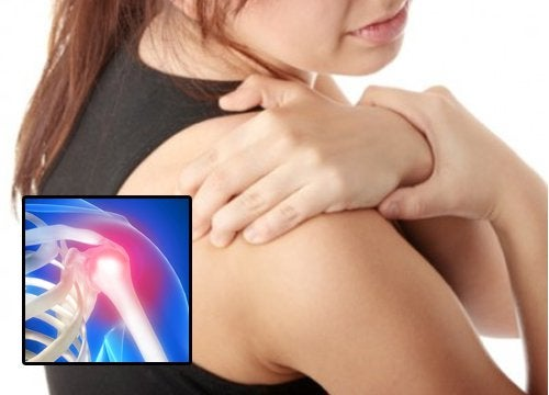 Боль при плечевом тендините