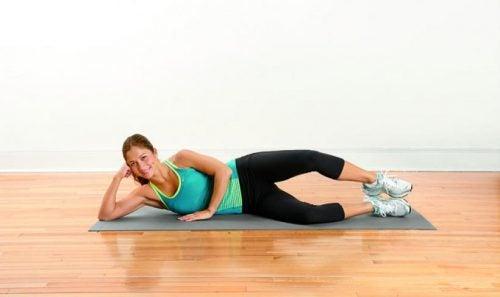 Боли в ногах и упражнения