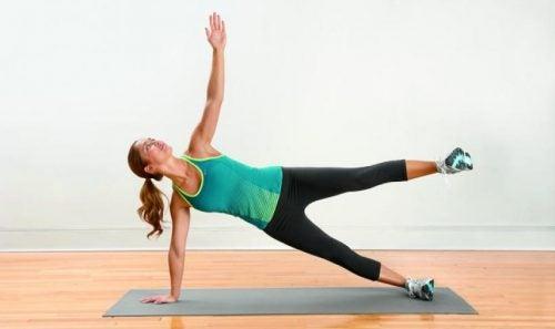 Боли в ногах и упражнение