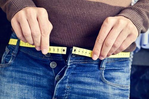 Набираем лишний вес
