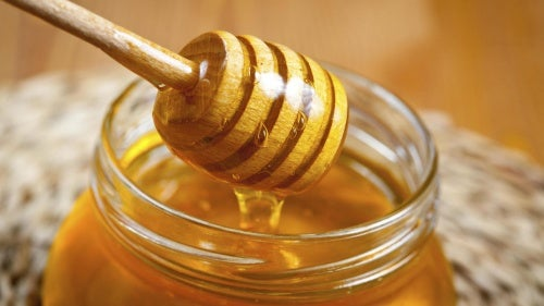 Мед и волосы