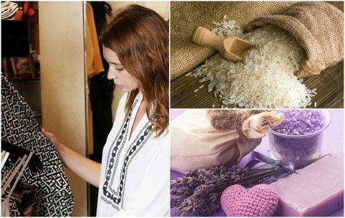 7 способов избежать появления неприятных запахов в шкафу