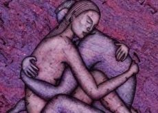Пара и гормон любви