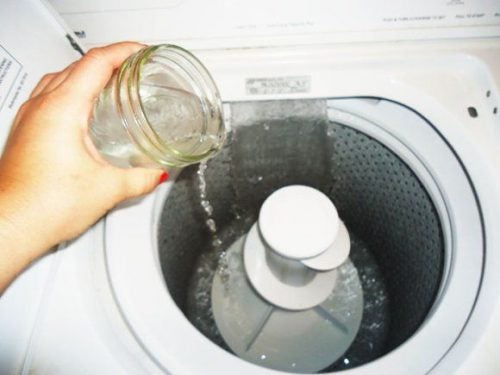 Перекись водорода и стиральная машина