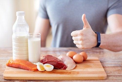 7 признаков того, что вашему организму не хватает протеинов