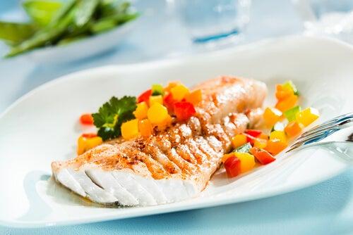 Рыба и здоровое питание