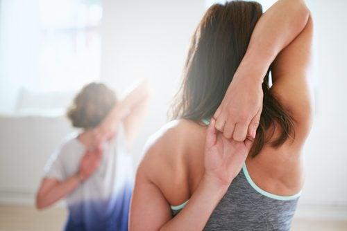 Укрепление мышц при тендините