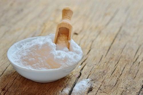 Сода и неприятный запах в шкафу