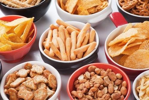 Соленые продукты и астма
