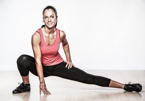 Упражнения и лицо