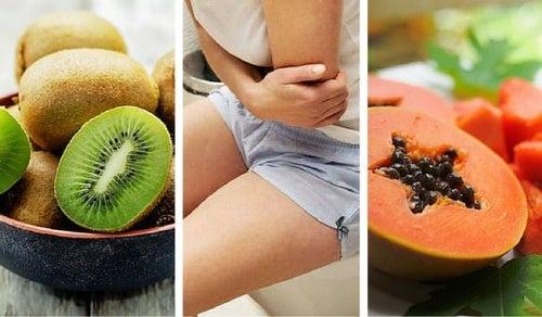 Эти 8 фруктовых коктейлей помогут решить проблему запоров!
