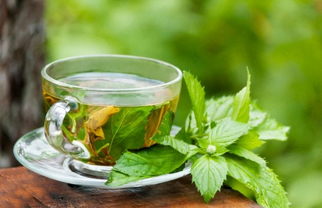Зеленый чай ля лечения запоров