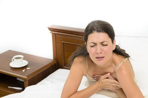 Почему ты потеешь ночью и менопауза