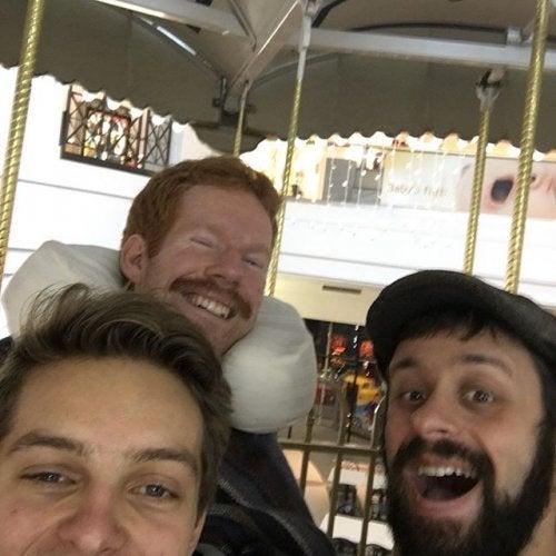 Настоящая дружба: как Кеван Чэндлер смог путешествовать благодаря своим друзьям