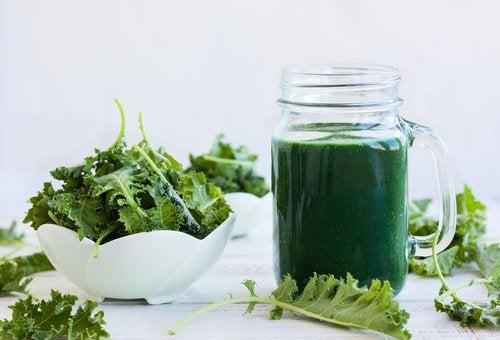 Хлорофилл и щелочная диета