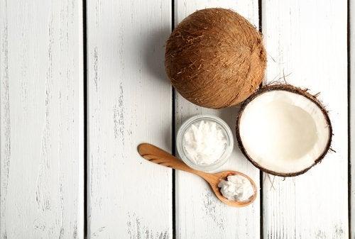 Кокосовое масло и щелочная диета