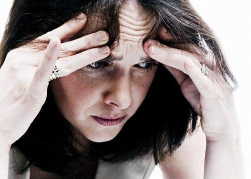 Приступ паники - проявление тревожности