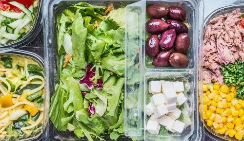 Вкусный и полезный салат на каждый день недели