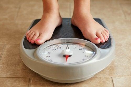 Проблемы с щитовидной железой и изменения веса